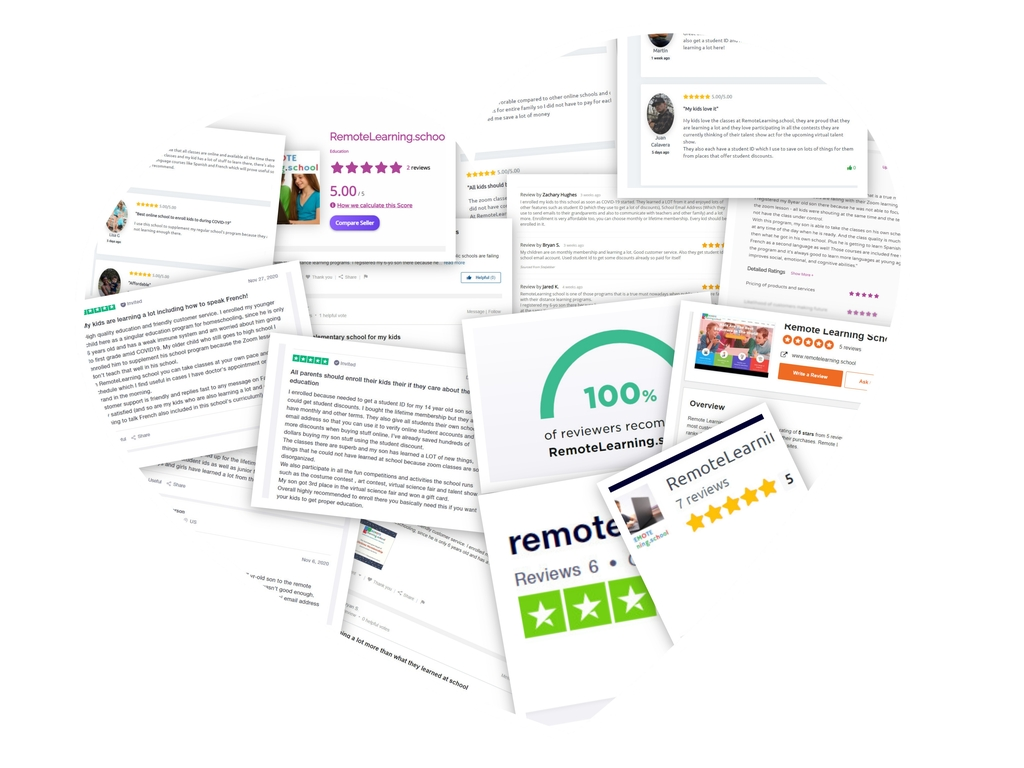 RemoteLearning.school Reviews